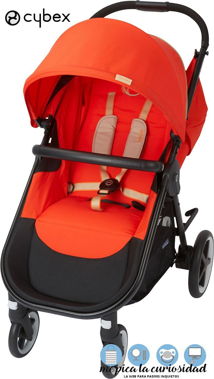CYBEX Agis M-air 4 sillas de paseo