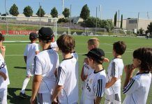 campus experience de fundacion real madrid